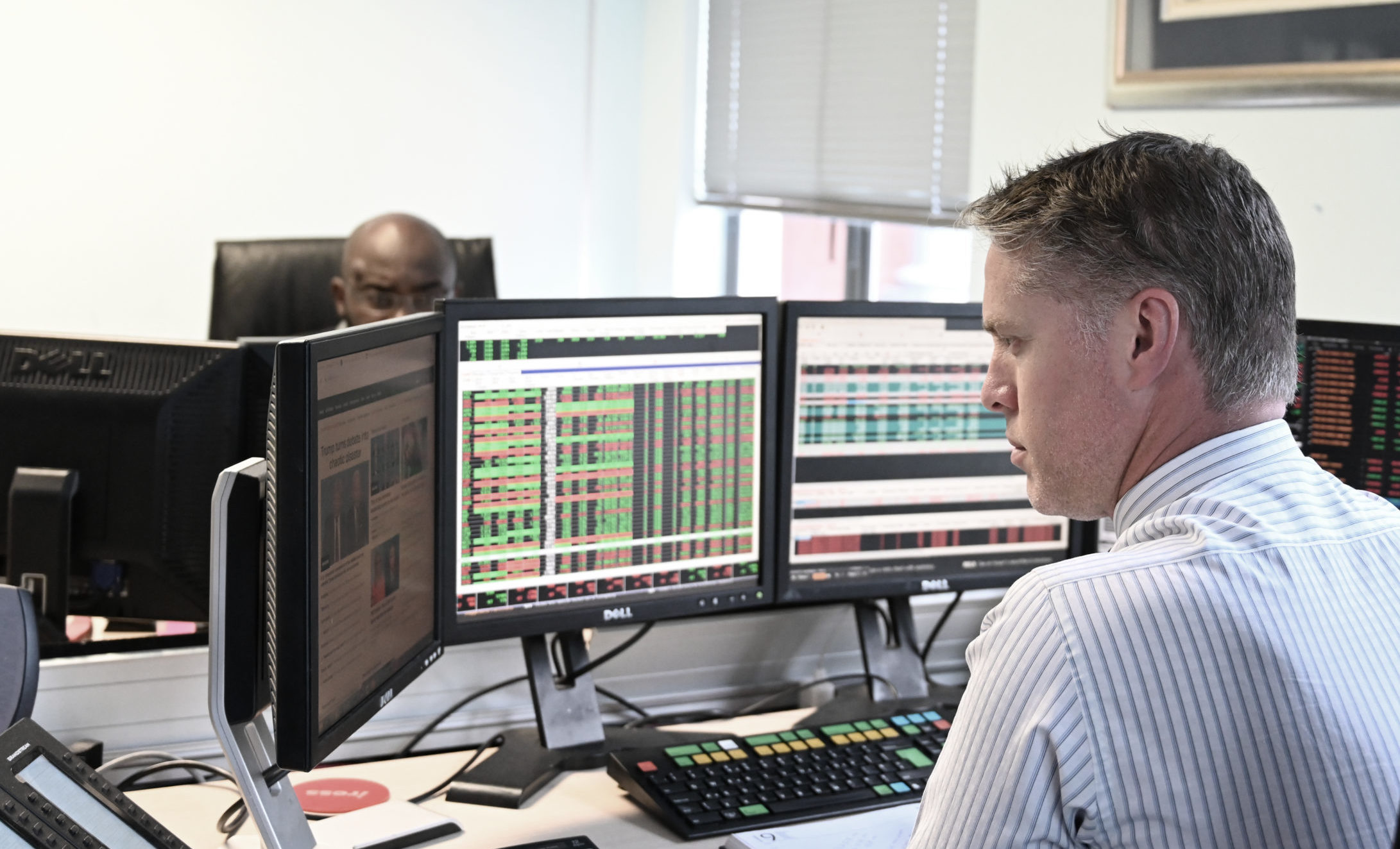 Experienced Trading desk